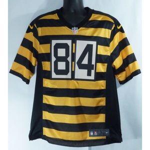 Pittsburgh Steelers Bumblebee Jersey Brown S 40
